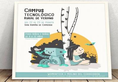 Campus Tecnológico Rural Molino del Corregidor en San Román de Cameros