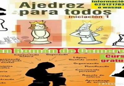 Clases de ajedrez en San Román de Cameros